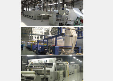 الصين High Production Stenter Finishing Machine Customized Design For Woven Knits المزود